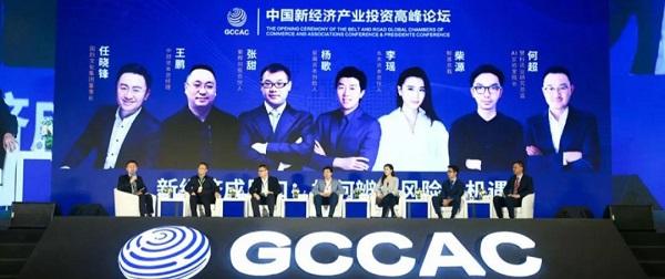 中国新经济产业投资高峰论坛:时代风口下 传统企业是否需要转型?
